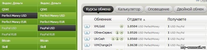 Обмен валюты как сделать 59