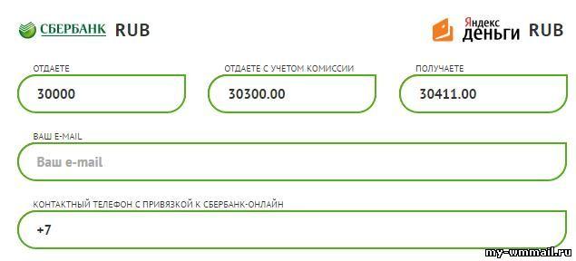 Обмен Биткоинов (Bitcoin) на рубли (RUB)